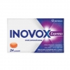 Inovox Express, апельсиновый аромат, 24 пастилки