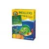 Tran Mollers Омега-3 Рыба, апельсин-лимон, 36 штук
