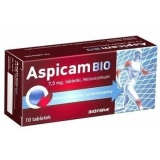 Aspicam Bio 7,5мг, 10 таблеток