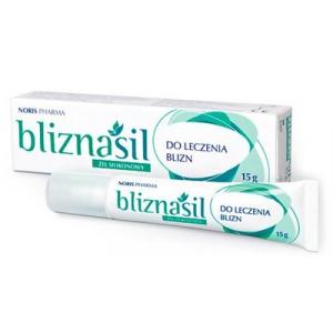 BLIZNASIL, силиконовый гель для лечения рубцов, 15g