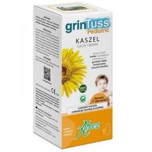 GrinTuss Pediatric педиатрический сироп для детей от 1 года, 210г  Избранные      Bestseller