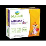 Naturell Vitamin C для детей 50 мг, ароматизатор бузины и яблока, 60 жевательных таблеток    новинки