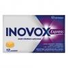 Inovox Express, вкус мед и лимон, 12 пастилки