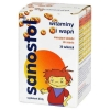 SANOSTOL, для детей от 4-х лет, 30 шипучих таблеток для сосания