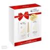 AA Long 4 Lashes, сыворотка, ускоряющая рост ресниц, 3 мл + укрепляющий шампунь, 200 мл в подарок