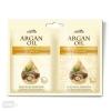 JOANNA Argan Oil, Duosaszetka, шампунь, 10 мл + маска для волос, 10 г