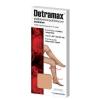 Detramax, стойкие к давлению подколенные носки, бежевый цвет, размер 3/4, пара
