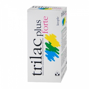 Trilac Plus Forte, капли, 5мл