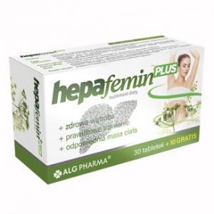 Hepafemin Plus, Гепафемин Плюс, 40 таблеток               избранные