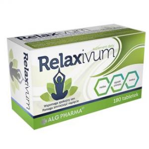 Relaxivum, 180 таблеток