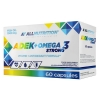 Allnutrition ADEK + Omega 3 Strong, 60 капсул