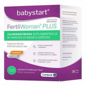 FertilWoman Plus, (Фертилвумен) 120 таблеток (капсул) NEW(+MagneB6,60таб.бесплатно) Избранные