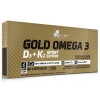 Gold Omega 3 D3 + K2 Sport Edition, 60 капсул