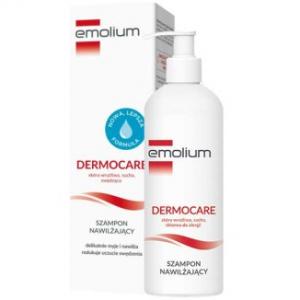 Emolium Dermocare, увлажняющий шампунь, от 1 месяца, 400 мл