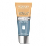 Flos-Lek Anti-Acne, антибактериальный яркий макияж, №1, 30 мл    популярные