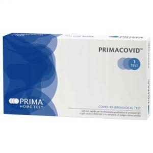 Primacovid, Примаковид, серологический тест на Covid-19, 1 шт.,    новинка