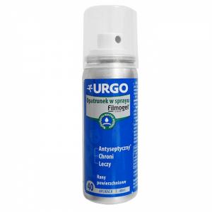 Urgo, спрей-заправка, 40 аппликаций, 40мл                                                                                HIT