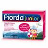 Fiorda Junior Фиорд, малиновый ароматизатор, 15 пастилок                         HIT