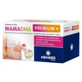 Mama DHA Premium Plus 60, kaпсул                                                                                               Bestseller