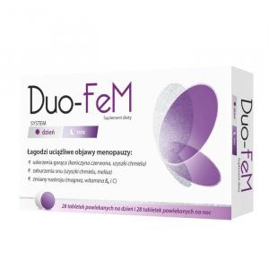duo-fem 28 таблеток в день + 28 таблеток на ночь                                                                          Bestseller