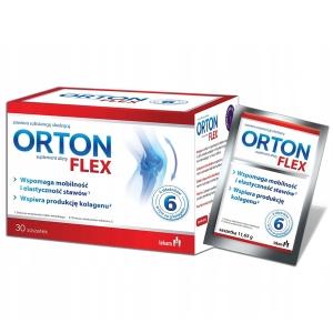 Orton Flex, вкус черной смородины, 30 саше+4 саше в презенте                                  Bestseller
