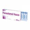 Hasco Paracetamol Парацетамол 500мг, свечи, 10 штук