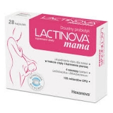 Lactinova Mama, Лактинова мама, 28 капсул           избранные