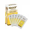 Nizoral (Низорал, шампунь против перхоти), 6 пакетиков 6мл