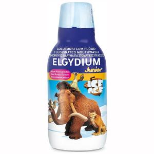 ELGYDIUM Junior Ice Age, жидкость для полоскания рта 500 мл