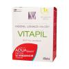 Vitapil биотина и бамбука, 60 таблеток,+Aqua Femin Detox 15 капсул в презенте               HIT