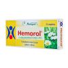 Hemorol, 12 суппозиториев