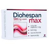 DIOHESPAN Max 1000 мг, 30 таблеток