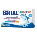 Iskial Junior, масло печени акулы + витамин D3, 30 капсул              Bestseller