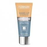 Flos-Lek Anti-Acne, антибактериальный макияж натуральный, №2, 30 мл           популярные