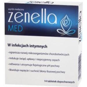 Zenella Med, 14 вагинальных таблеток   Избранные