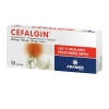 Cefalgin, 10 таблеток