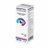 Hexoftyal, успокаивающие и увлажняющие глазные капли, 15 мл