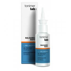 Tonimer гель, Увлажняющий и успокаивающий носовой гель 20мл