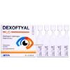 Dexoftyal UD, глазные капли, 10 частей 0,35ml